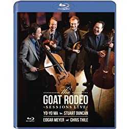 Goat Rodeo Sessions [Blu-ray]