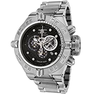 Invicta Men's 6555 Subaqua Noma IV Collection Chronograph Stainless Steel Watch from Invicta