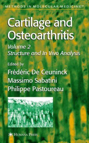 Cartilage And Osteoarthritis (Methods In Molecular Medicine)