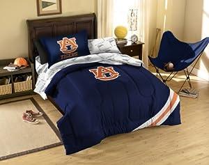 NCAA Auburn Tigers Bedding Set, Twin by Northwest