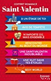 img - for Coffret romance - Saint-Valentin (HQN) (French Edition) book / textbook / text book