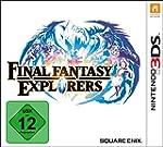 Final Fantasy Explorers (3DS)