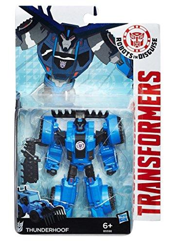 Transformers - Figurina Rid Warrior Thunderhoof