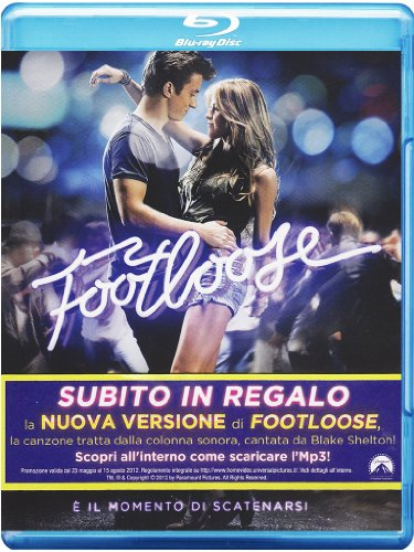 Footloose [Blu-ray] [IT Import]