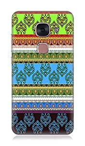 Worldwide Phone Case For LeEco Le Max2 (Multicolor)