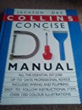Collins Concise DIY Manual (0004126580) by Jackson, Albert