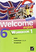 Welcome Anglais 6e éd. 2011 - Workbook (en 2 volumes)