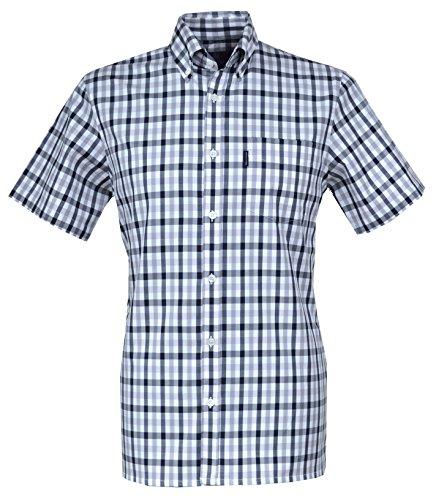 aquascutum-chemise-casual-col-boutonne-homme-bleu-medium