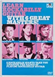 echange, troc Learn Rockabilly Guitar With 6 Great Masters! [Import anglais]
