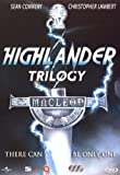 Highlander - Trilogy - 3-DVD Box Set ( Highlander / Highlander - The Quickening / Highlander - The Sorcerer ) ( High lander / Highlander II: The Quickening (Highlander 2: Renegade Version) / Highlander III: The Sorcerer (Highlander 3: The F