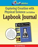 Apologia  Exploring Creation With Physical Science 1st Ed Lapbook Journal  - PRINTED