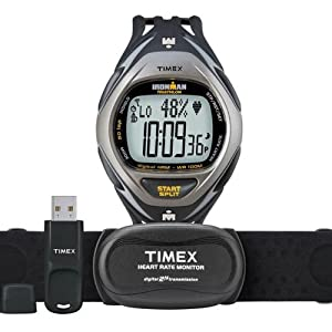 Timex Ironman Race Trainer Digital Heart Rate Monitor Watch by TIMCG