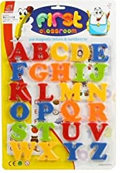 smiles creation magnetic English letter toy for kids