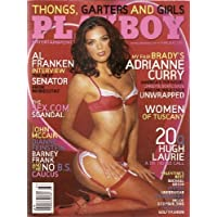 US Playboy Magazin Februar 2006 Zeitschrift Original Ausgabe USA 2/2006 Cassandra Lynn Adrianne Curry, Girls of...