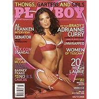 US Playboy Magazin Februar 2006 Zeitschrift Original Ausgabe USA 2/2006 Cassandra Lynn Adrianne Curry, Girls of...