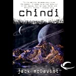 Chindi: Academy Series (       UNABRIDGED) by Jack McDevitt Narrated by Khristine Hvam, Oliver Wyman