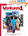 Ventures Level 1 Student's Book with...
