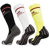 DANISH ENDURANCE Compression Socks // For Running, Cycling, Triathlon, Fitness, Air travel