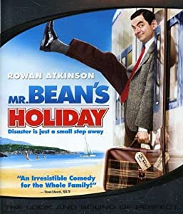 Mr. Bean's Holiday (HD DVD/DVD Combo)