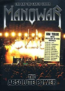 Manowar - The Day The Earth Shook - The Absolute Power [2 DVDs]
