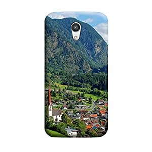 TransMute Premium Printed Back Case Cover With Full protection For Moto G2 (Designer Case)