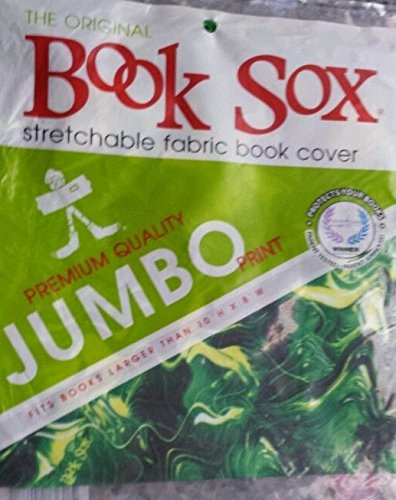 Box Sox Stretchable Fabric Book Cover : The original book sox d stretchable fabric cover