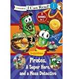 img - for [ PIRATES, MESS DETECTIVES, AND A SUPERHERO By Poth, Karen ( Author ) Hardcover Feb-25-2014 book / textbook / text book