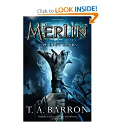 The Lost Years: Book 1 (Merlin) by T. A. Barron