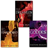 Josephine Angelini Josephine Angelini Starcrossed Trilogy Series Collection 3 Books Set, (Starcrossed, Starcrossed: Dreamless & Goddess)