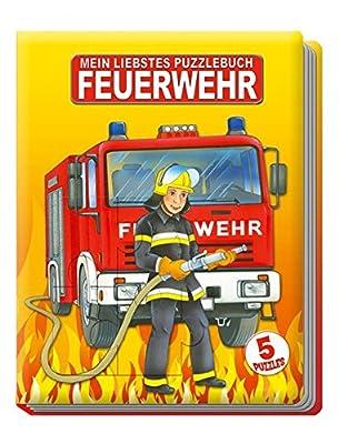 Puzzlebuch Feuerwehr