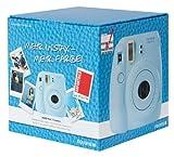 Fujifilm Instax Mini 8 - Cámara de fotos, color azul (importado) - Best Reviews Guide