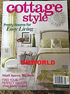 Cottage style magazine spring summer 2016 Spring cottage magazine