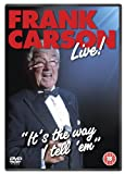 Frank Carson - Live [DVD]