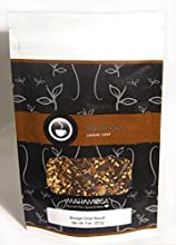 Mahamosa Decaf Black Tea Blend and Tea Filter Set 8 oz Bengal Chai Decaf Black Tea 100 Loose Leaf Te