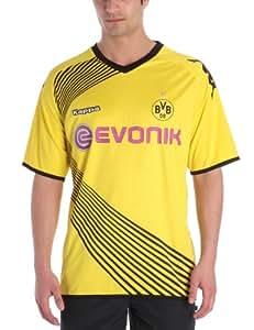 Kappa BVB Champions League Maillot Enfant blazing jaune 8-9 ans (128 cm)
