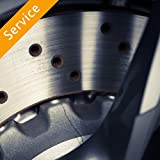 Brake Pad Replacement - Pads Included (Euro) - In Store