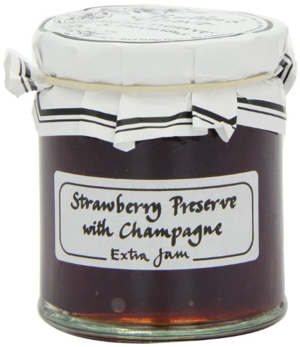 Butler's Grove Strawberry Preserve with Champagne  3 x 227 g