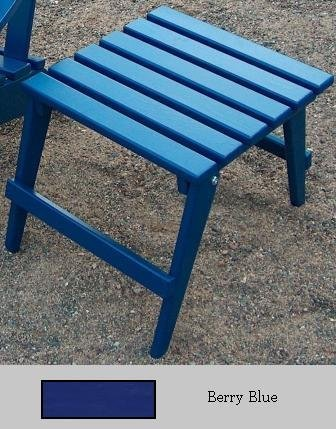 Prairie Leisure Design 61 Berry Blue Junior Table - Berry Blue
