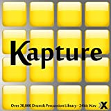 KAPTURE - The Only Drum & Percussion Library you will ever need. 30,000 Samples