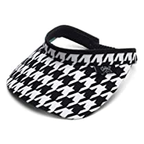 Glove It Houndstooth Ladies Golf Visor