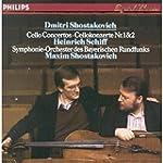 Chostakovich : Concertos pour violonc...
