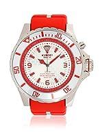 KYBOE! Reloj automático Unisex Rojo 40 mm