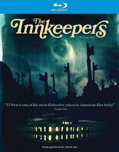 Cover art for  The Innkeepers [Blu-ray]