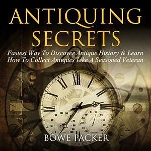 Antiquing Secrets Audiobook