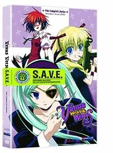 Venus Versus Virus: The Complete Series S.A.V.E.