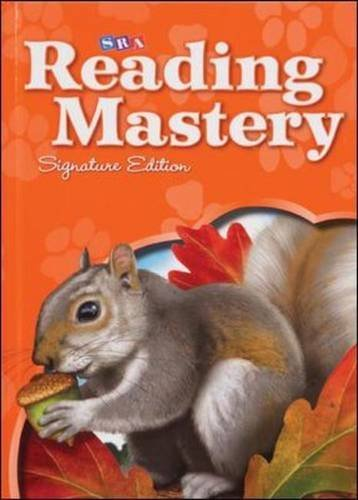 Reading Mastery Reading/Literature Strand Grade 1, Seatwork Blackline Master Book (Learning Through Literature) by McGraw-Hill Education (2007-04-05)