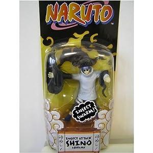 Naruto Death Deflyers: Shino Insect Attack