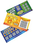 Joke Lotto Tickets - 3 Fake Winning S...