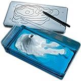 "Hubbard Scientific Contour Model Kit, 12"" x 6.5"" x 3.25"" Size"