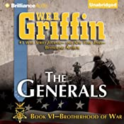 The Generals: Brotherhood of War, Book 6 | W.E.B. Griffin